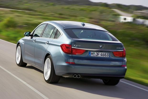 BMW Série 5 GT - 02
