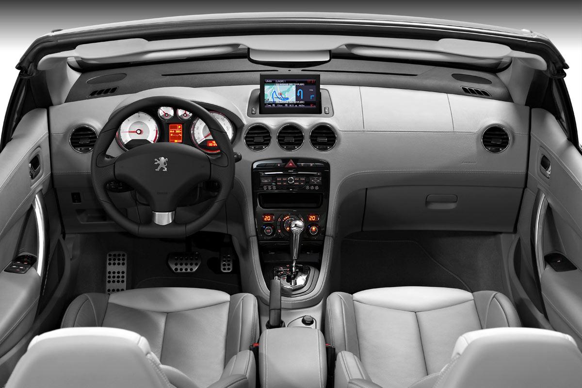 voc j conhece o peugeot 308 cc all the cars. Black Bedroom Furniture Sets. Home Design Ideas