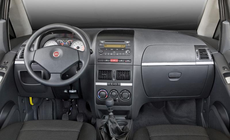 2009 Fiat Idea 19 Multijet Dynamic Car Pictures
