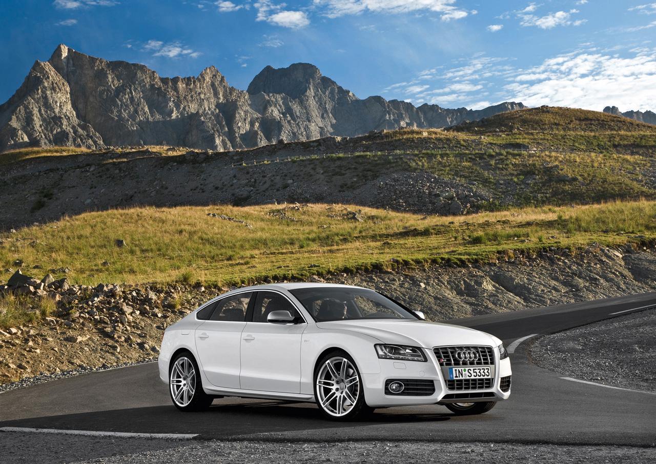 Audi S5 Sportback Images