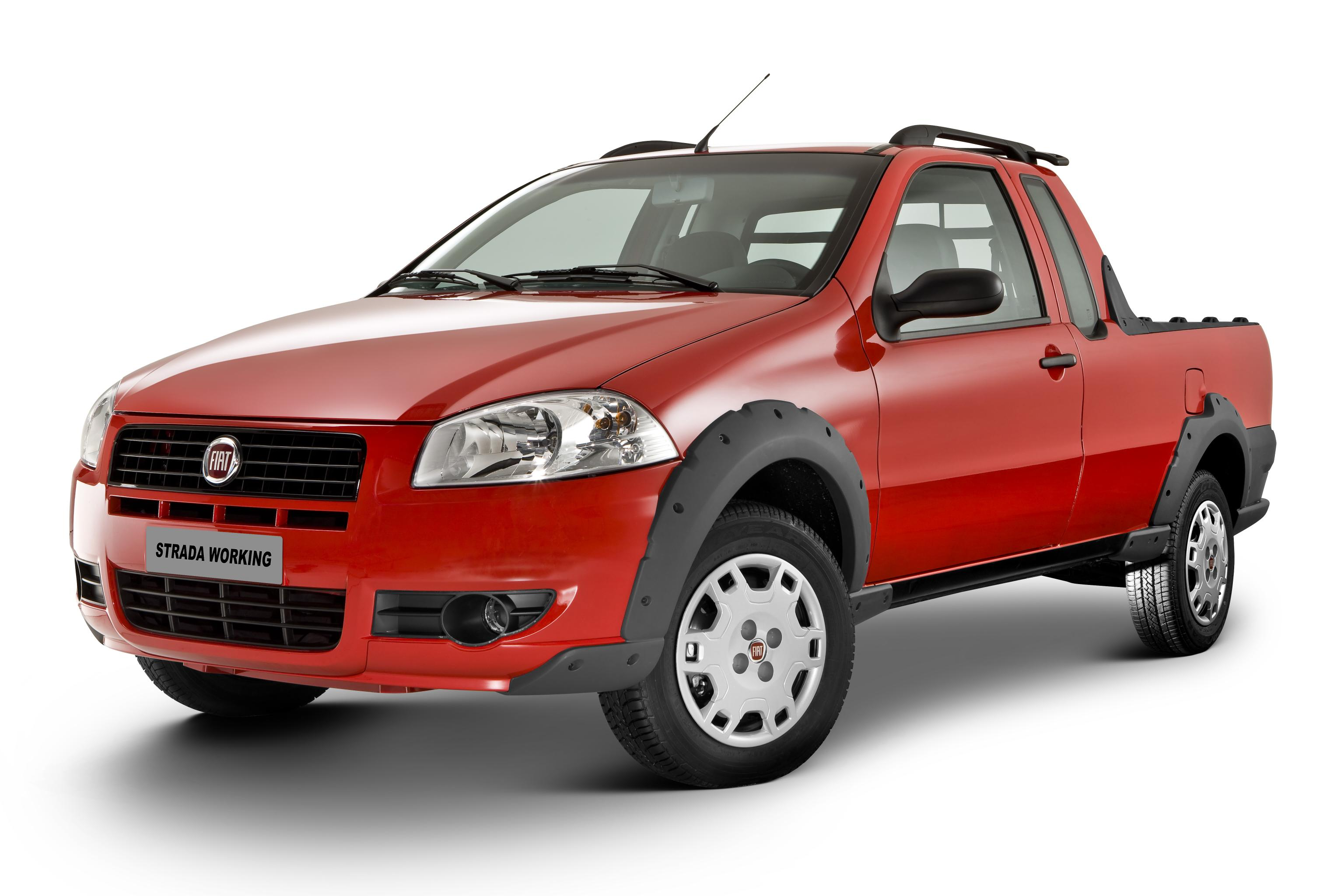 Publicado 23 de setembro de 2009 at 3072 × 2048 in Fiat lança Strada ...