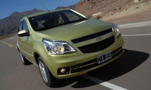 Chevrolet Agile Argentina 04