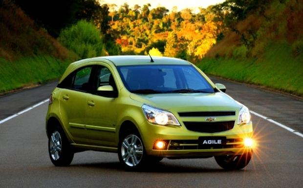 Chevrolet Agile Argentina 06