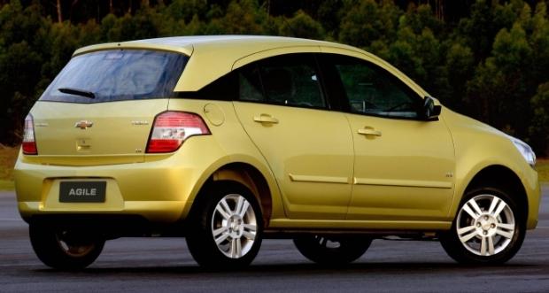 Chevrolet Agile Argentina 08