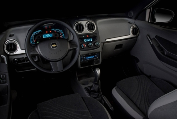 Chevrolet Agile Argentina 15