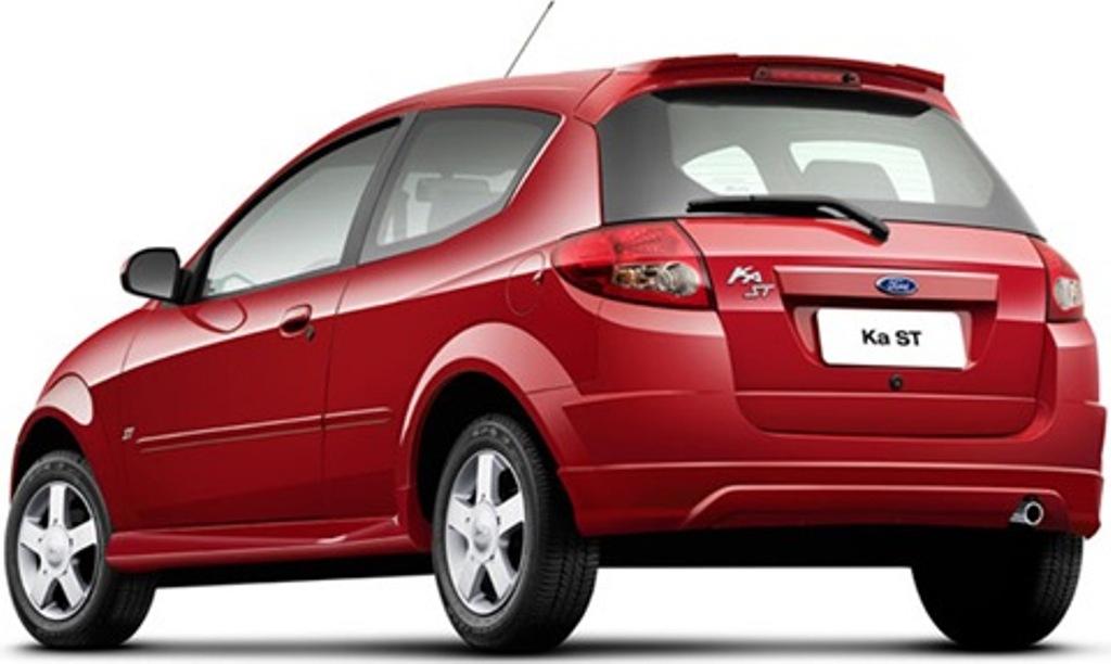 Ford Ka chega a 750 mil unidades fabricadas