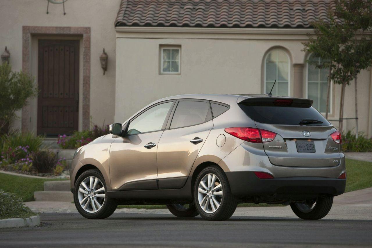 Hyundai apresenta Tucson aos EUA – ALL THE CARS