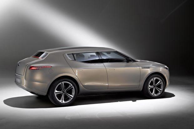 Lagonda Concept 4