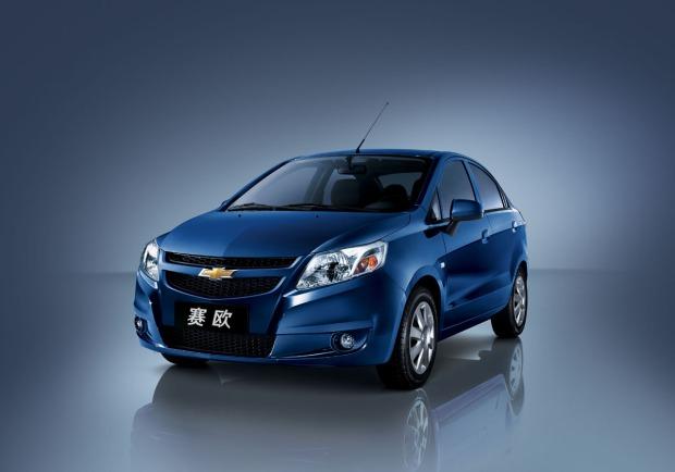 Chevrolet Sail Chinês 01