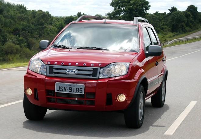 Ford Divulga Novas Imagens E Informa U00e7 U00f5es Do Ecosport 2011  U2013 All The Cars