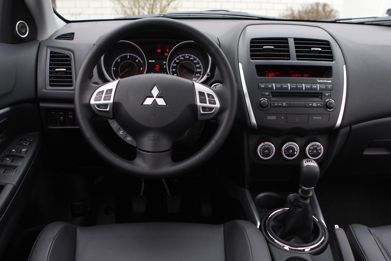 Mitsubishi Asx 2010 03 All The Cars Tudo Sobre Todos 2004 174 2015