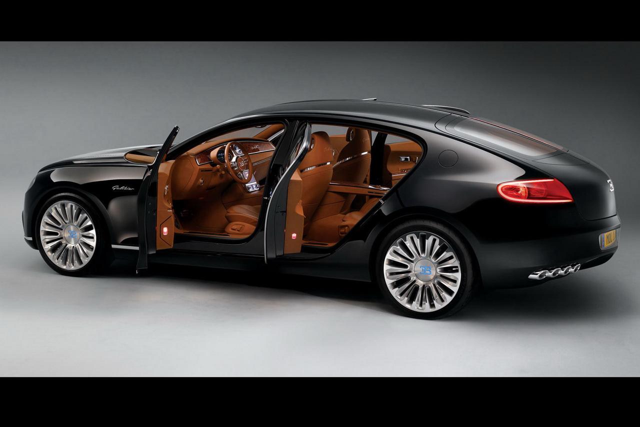 Bugatti All The Cars