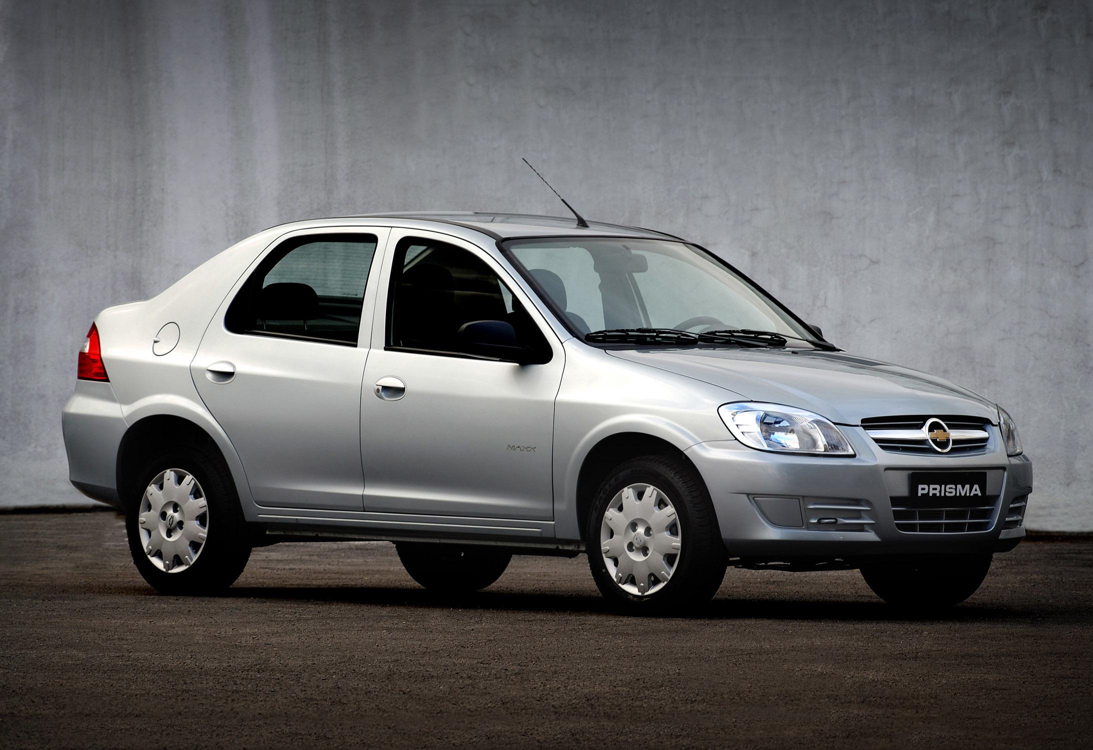 Chevrolet Prisma – Como o
