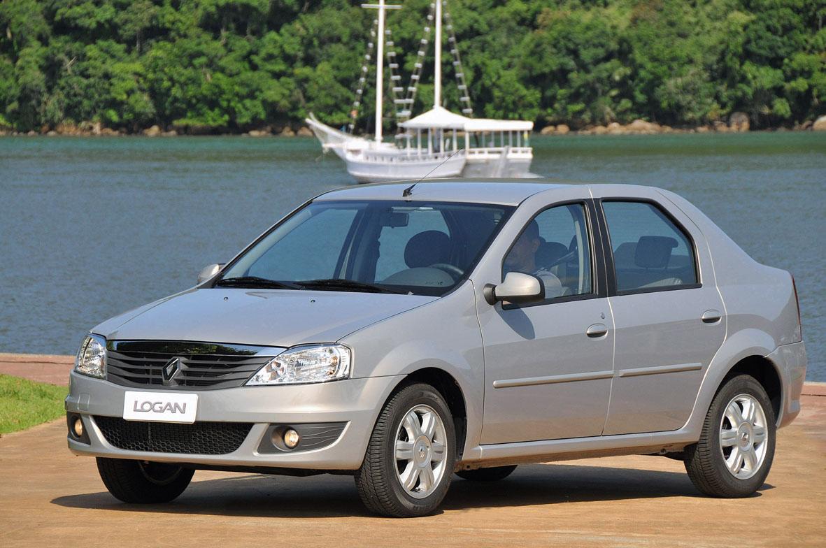 Renault retoca Logan na linha 2011 – ALL THE CARS