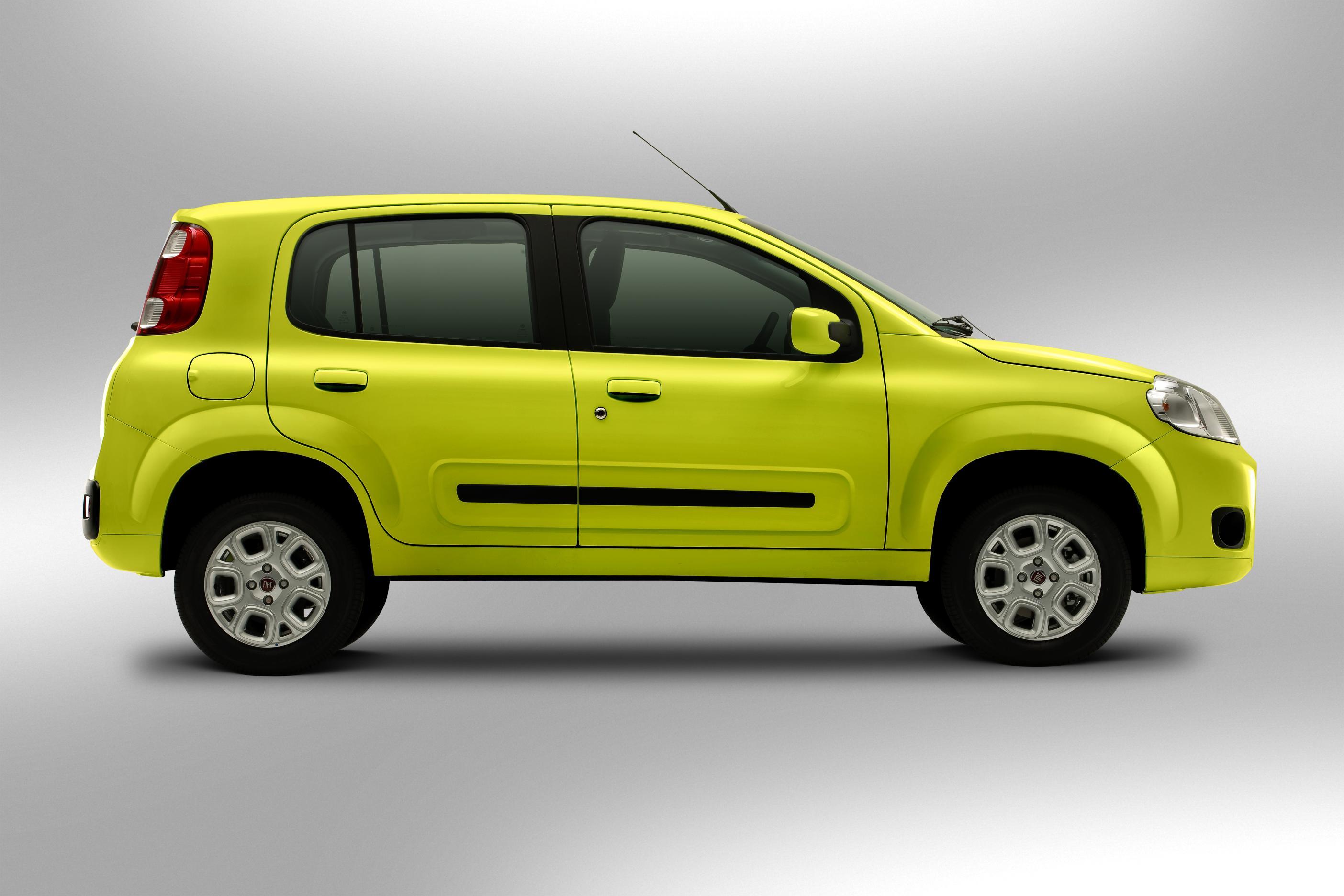 Fiat Lan U00e7a Oficialmente O Novo Uno  U2013 All The Cars