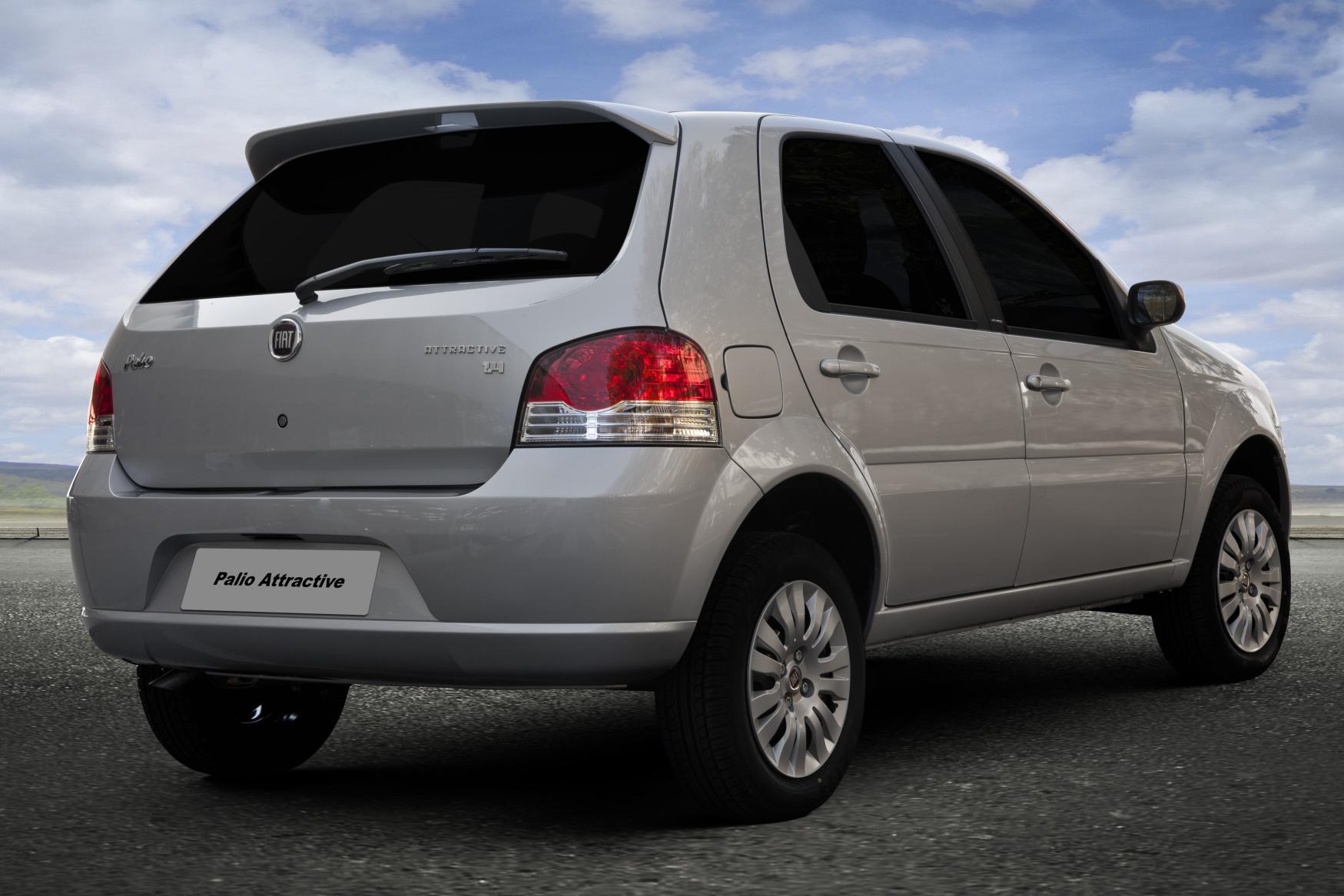 Fiat Prepara Kit 35 Anos Para Palio  Siena E Palio Weekend