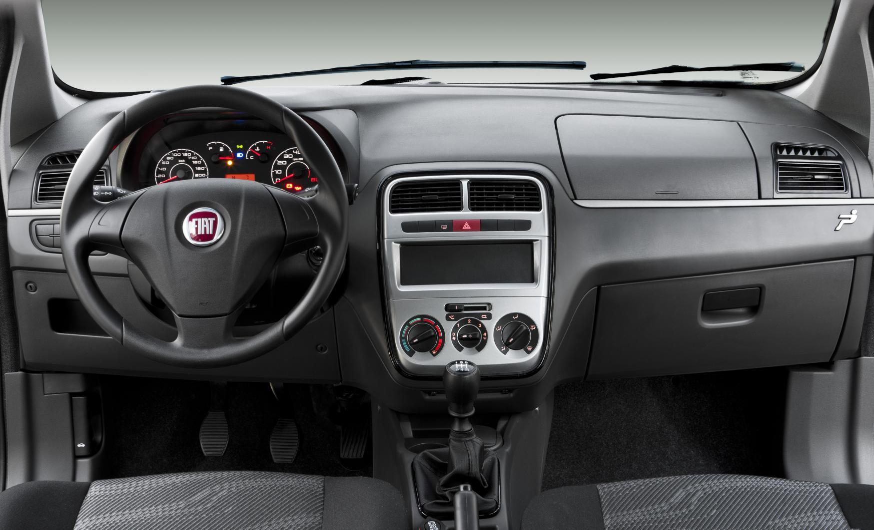 Fiat Lan 231 A Linha 2011 Com Vers 227 O Attractive Para Palio