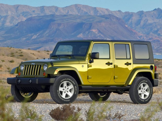 Jeep Wrangler Unlimited 02