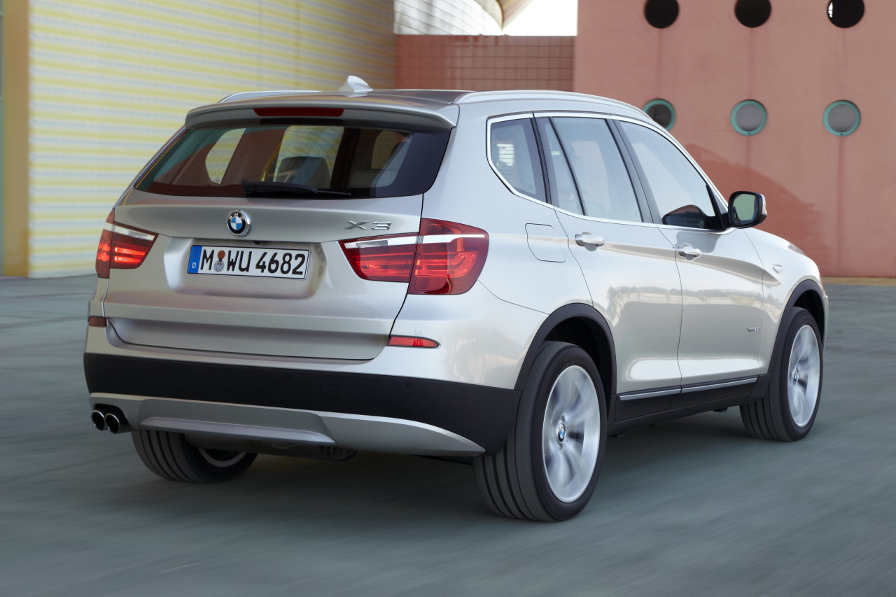Bmw X3 Chega Por R 212 Mil All The Cars