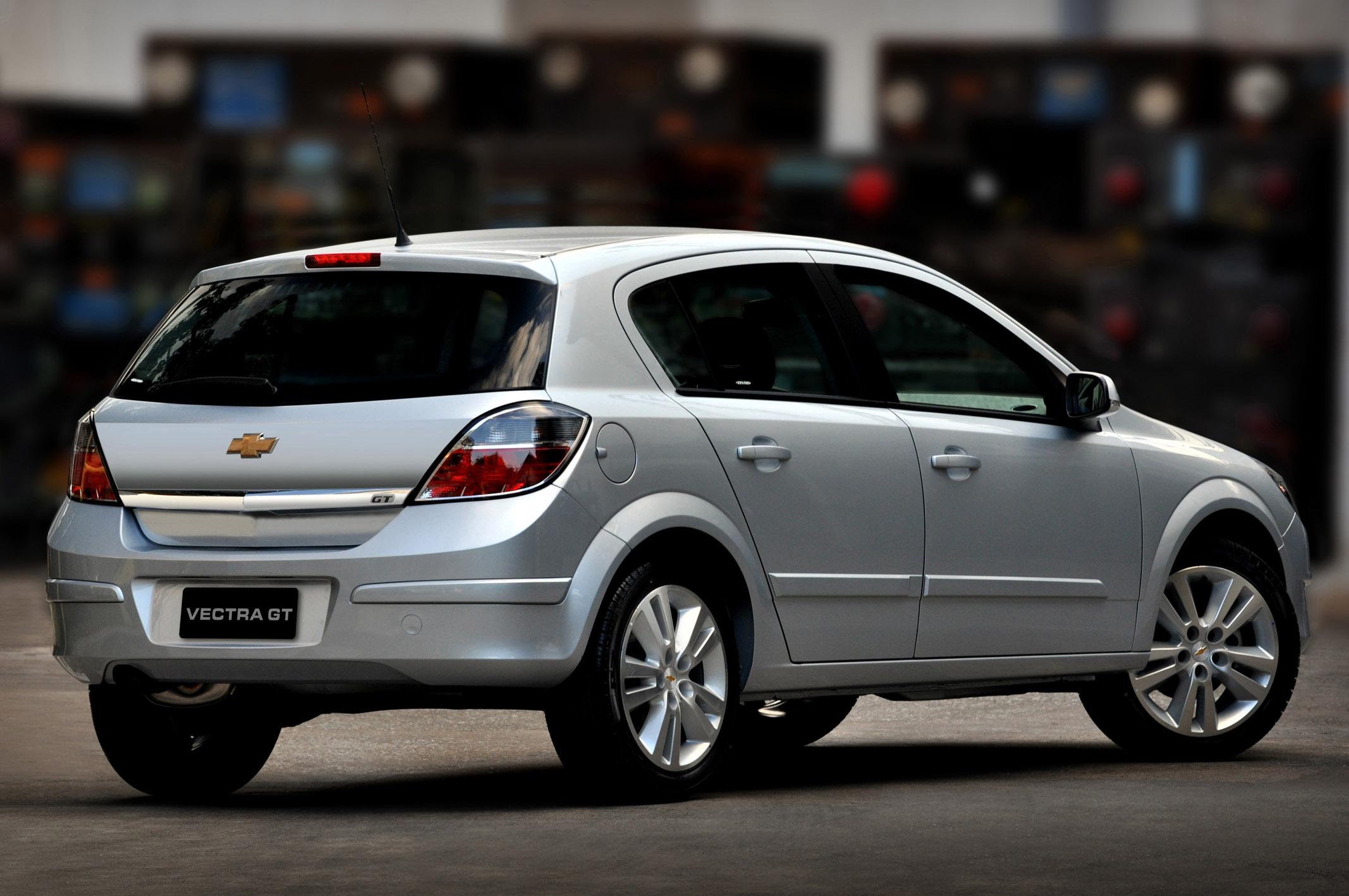 Auto Guia Novo Chevrolet Vectra Gt 2011
