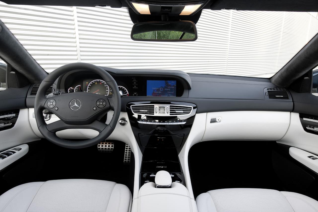 2011 Mercedes Benz CL63 AMG