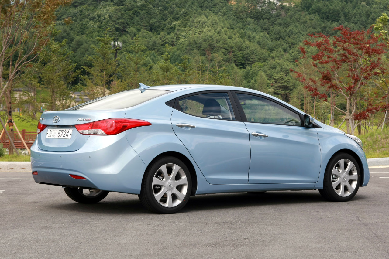 2011 Hyundai Elantra Manual Autos Post