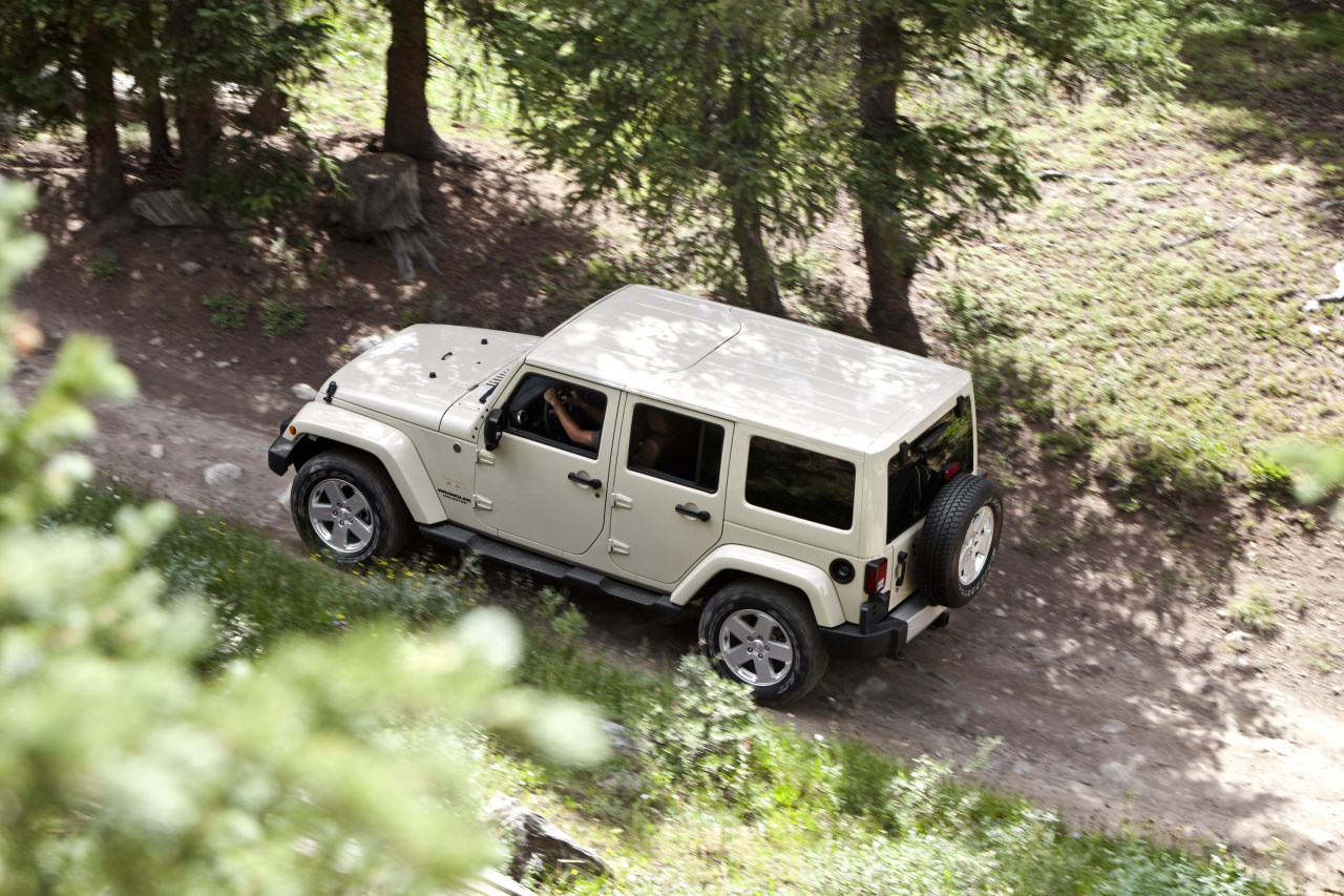 Jeep wrangler 2011 recall