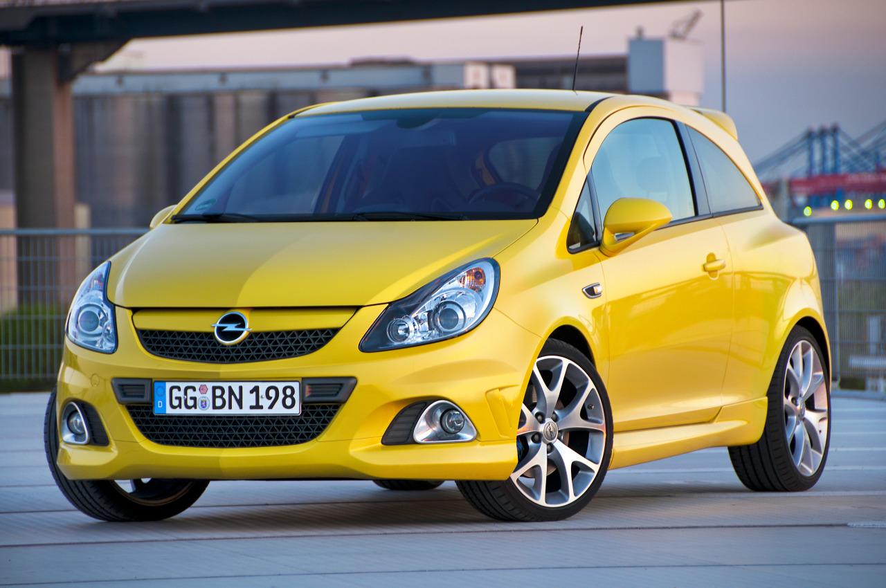Opel Corsa OPC 2011