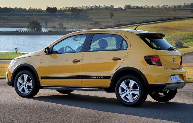 Publicado 21 de setembro de 2010 at 640 × 408 in VW apresenta Gol ...