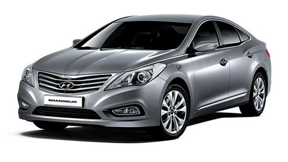 Hyundai Azera 2012 - 01