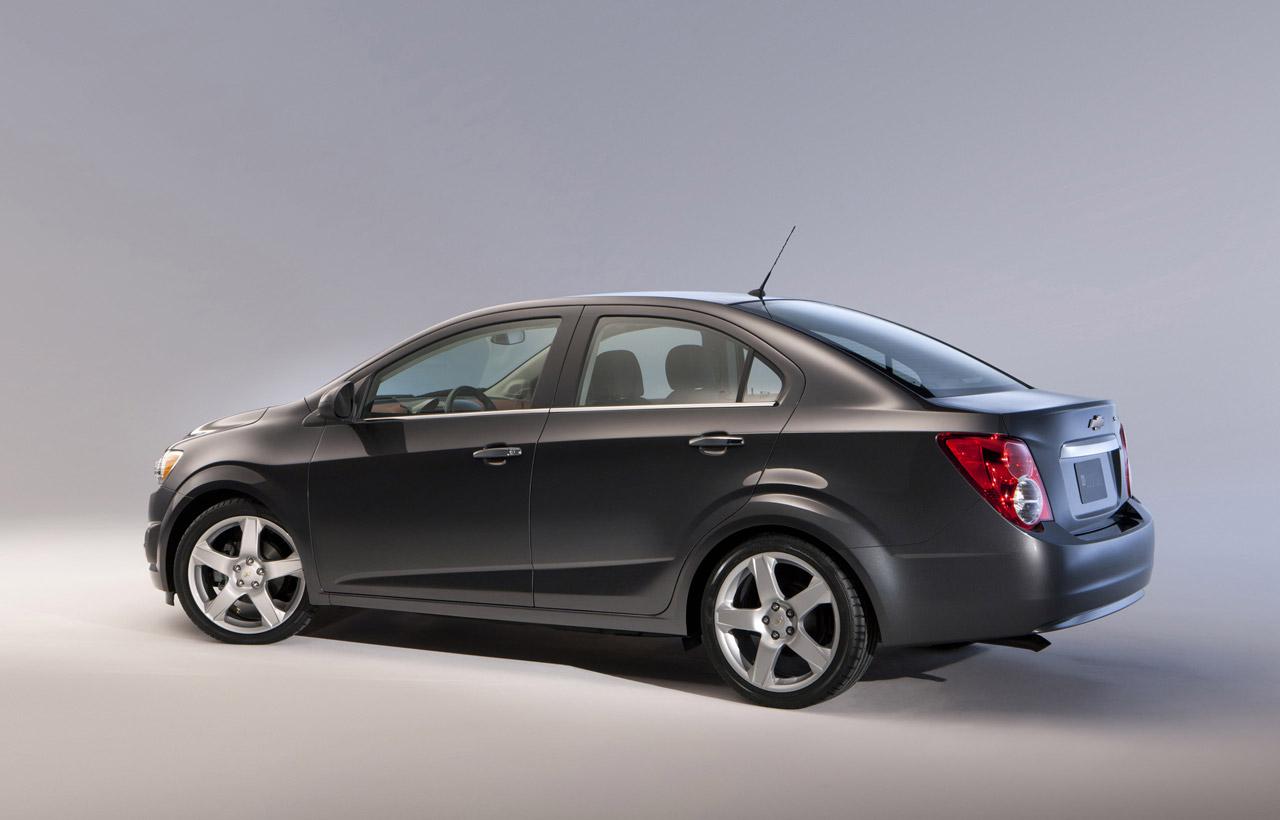 Chevrolet Oficializa Novo Aveo Sedan Chamado Sonic Nos