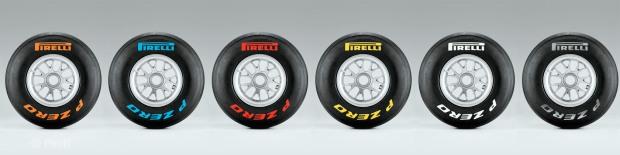 F1 2011 - Pirelli