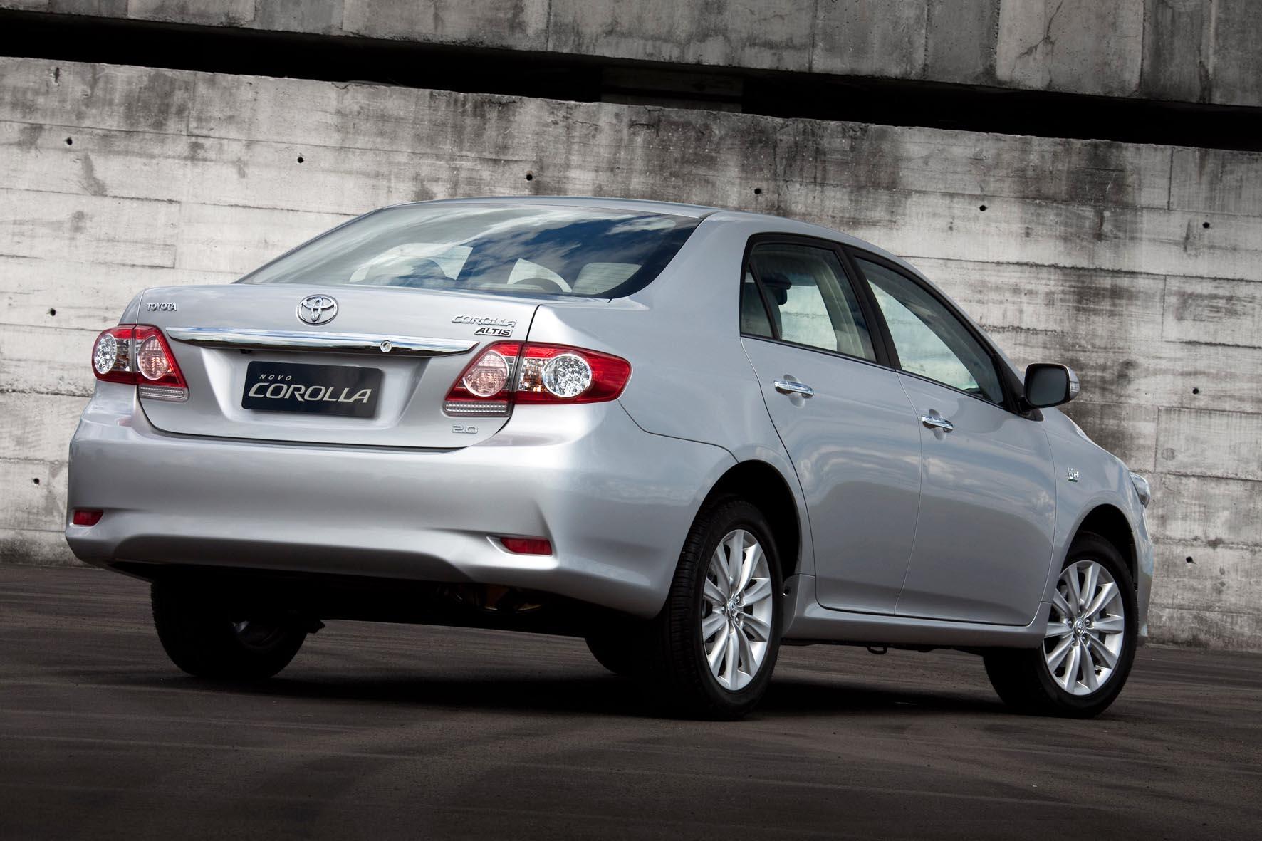 Corolla 2012 Tem Detalhes Revelados Pre 231 Os Partem De R 63 570 All The Cars