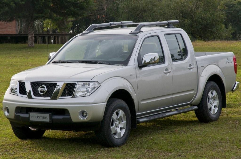 Nissan Frontier Ganha Nova Cor Na Linha 2012 All The Cars
