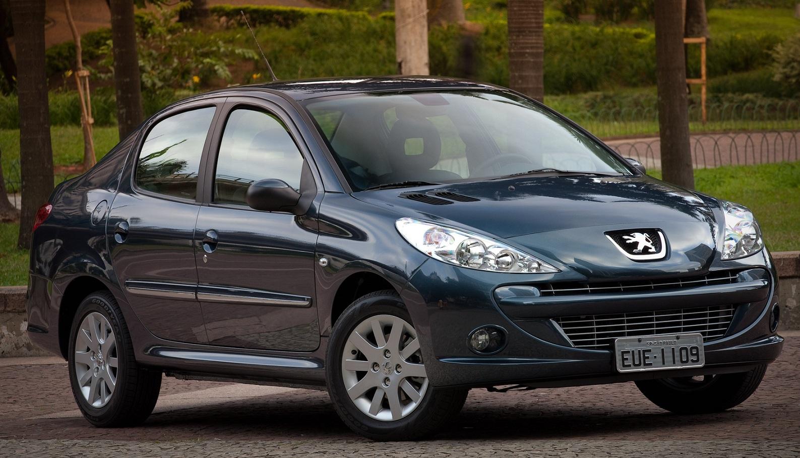 Peugeot 207 Chega  U00e0 Linha 2012 Com Leves Retoques  U2013 All