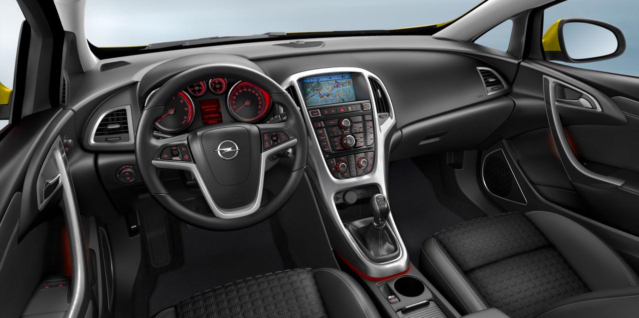 Opel Divulga Novos Detalhes E Imagens Do Astra Gtc All The Cars