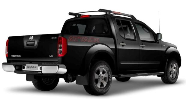 Nissan Frontier Attack 2012 - 02