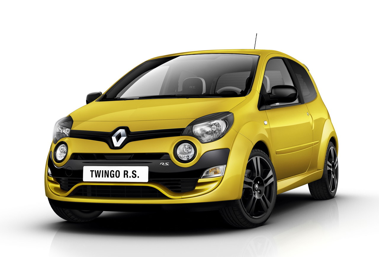 renault atualiza twingo na linha 2012 all the cars. Black Bedroom Furniture Sets. Home Design Ideas