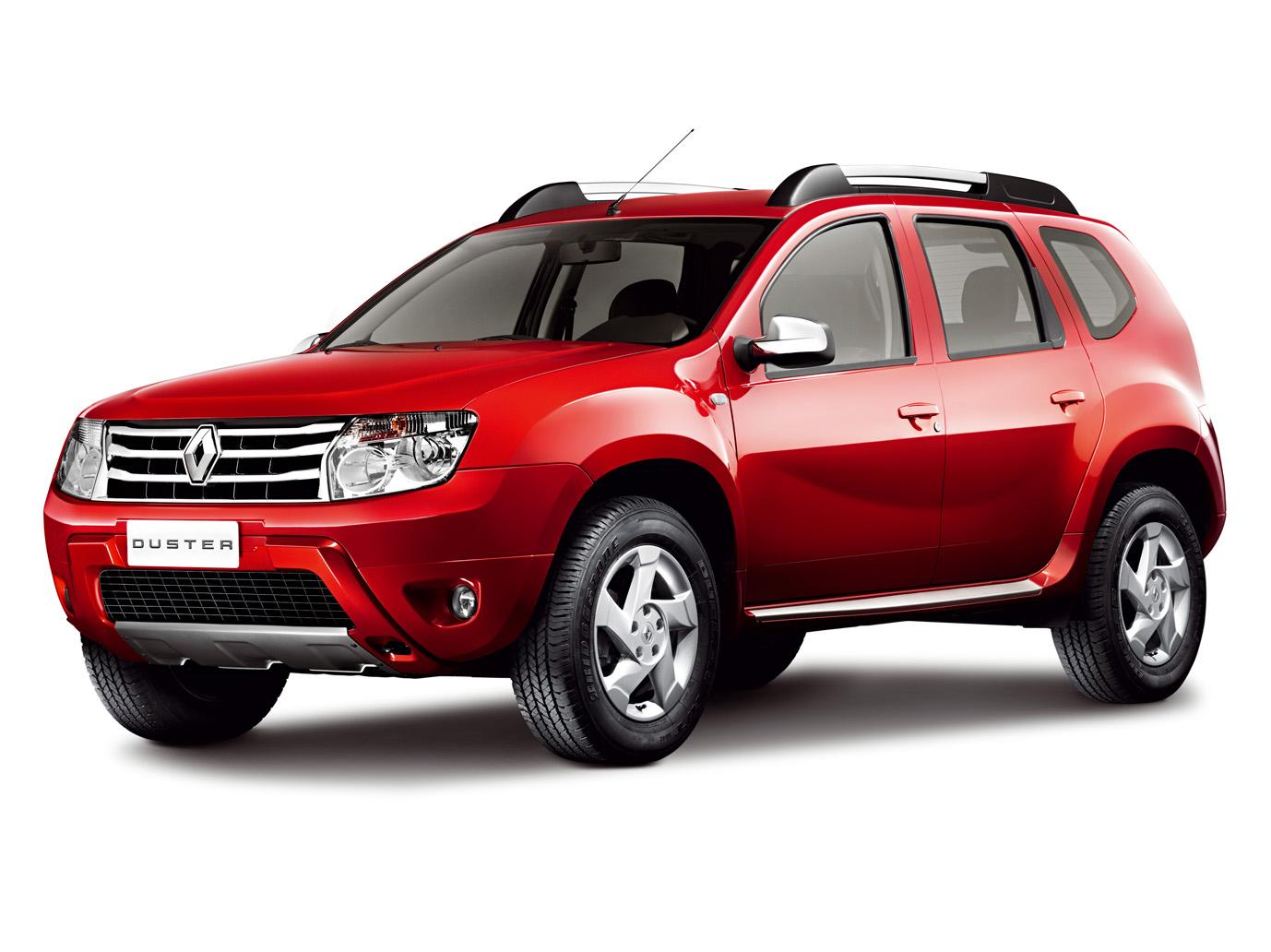 Renault Duster chega ao Brasil por R$ 50.900