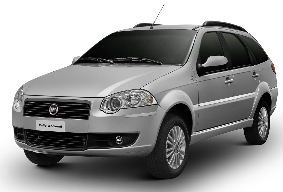 fiat palio weekend ganha kit 35 anos all the cars. Black Bedroom Furniture Sets. Home Design Ideas