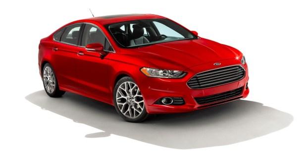 Ford Apresenta Nova Gera U00e7 U00e3o Do Fusion Ao Brasil  U2013 All The Cars