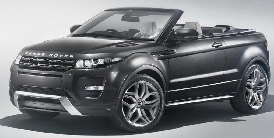 Land Rover Range Rover Evoque Convertible conversível