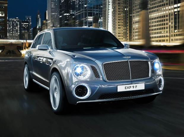 Bentley EXP 9 F Concept 04