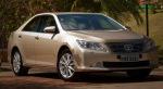 Toyota Camry 2013 Brasil - 01