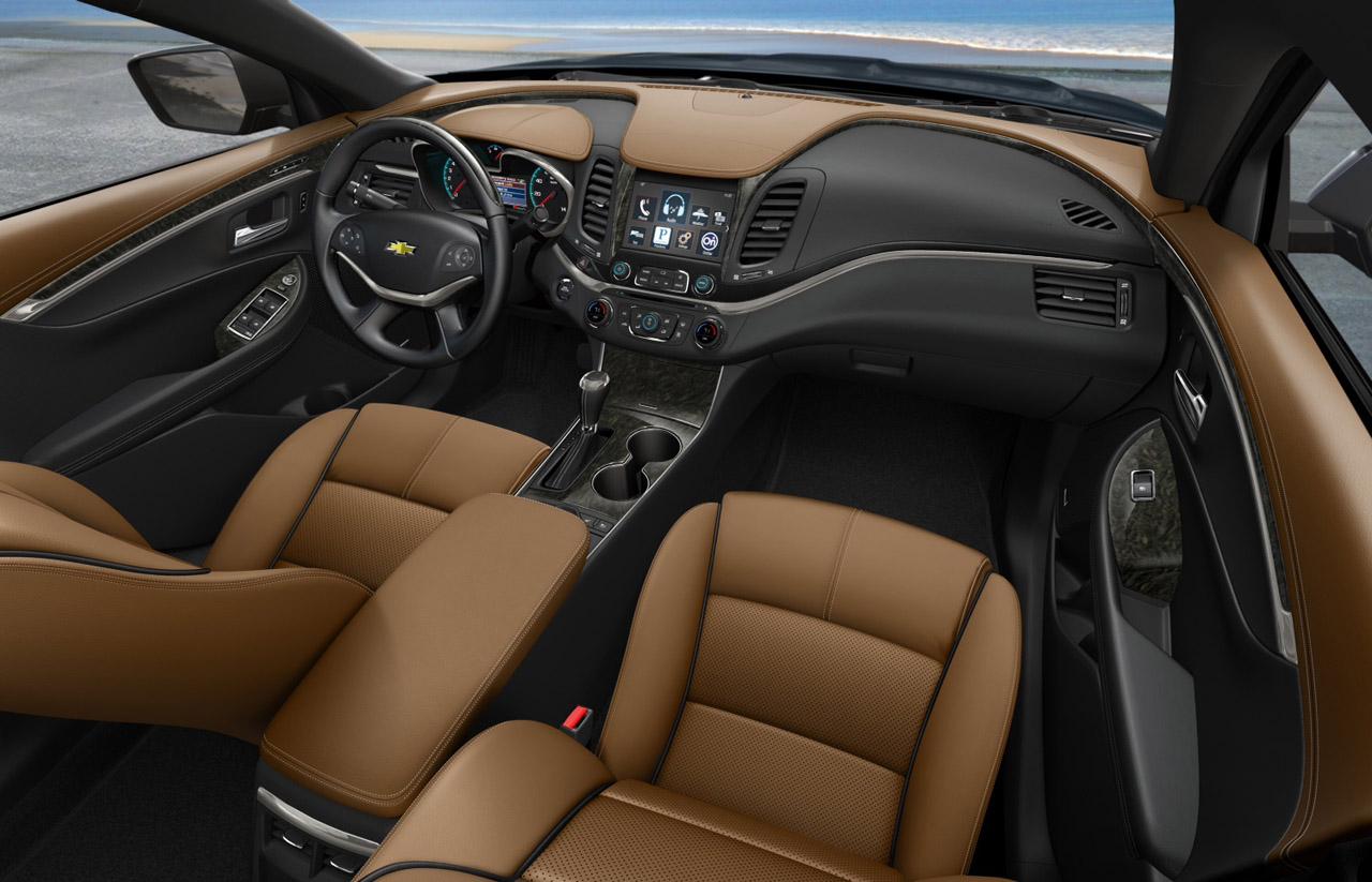 2014 Chevy Impala Interior