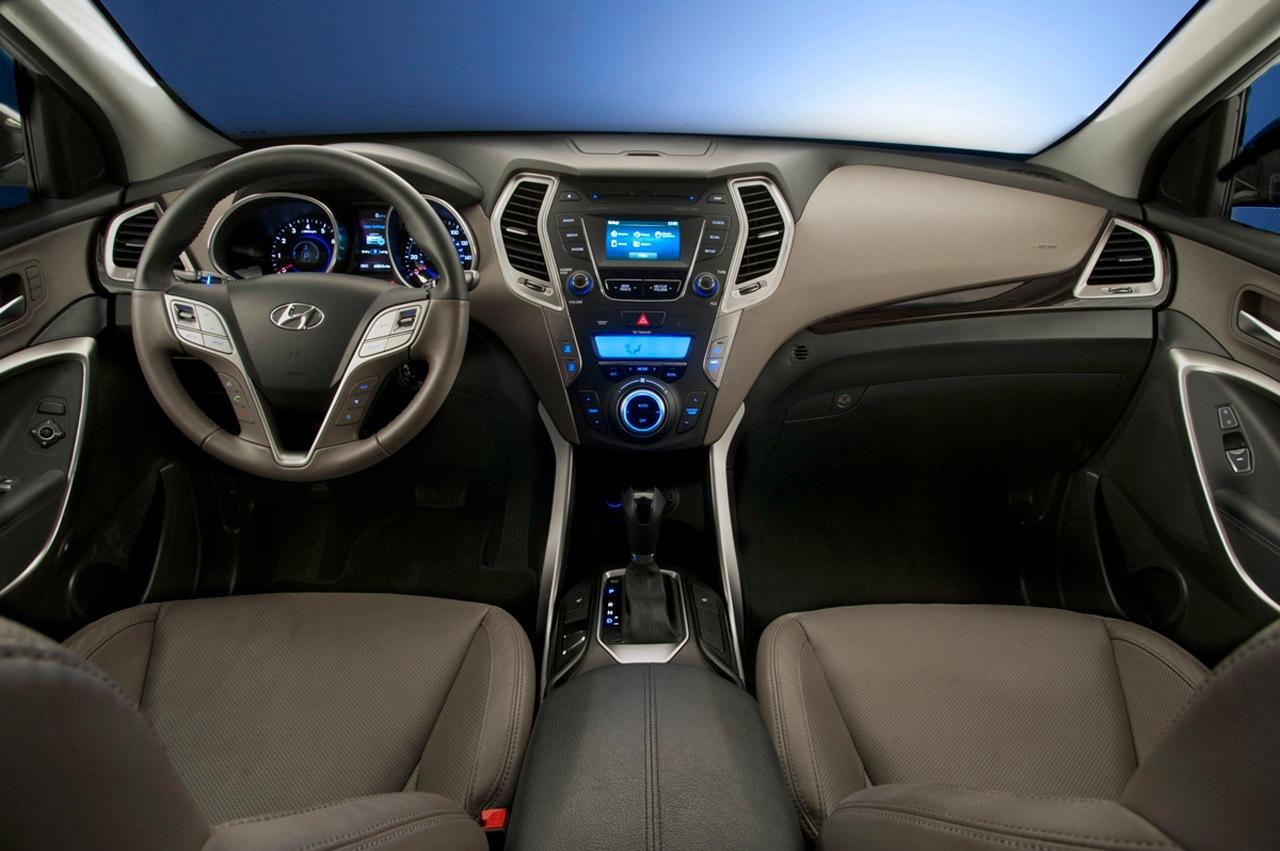 Hyundai apresenta nova geração do Santa Fe nos EUA