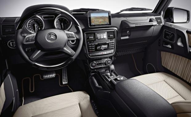 Mercedes-Benz Classe G 2013 AMG - 03