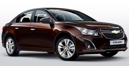 Chevrolet Cruze Korean 2013