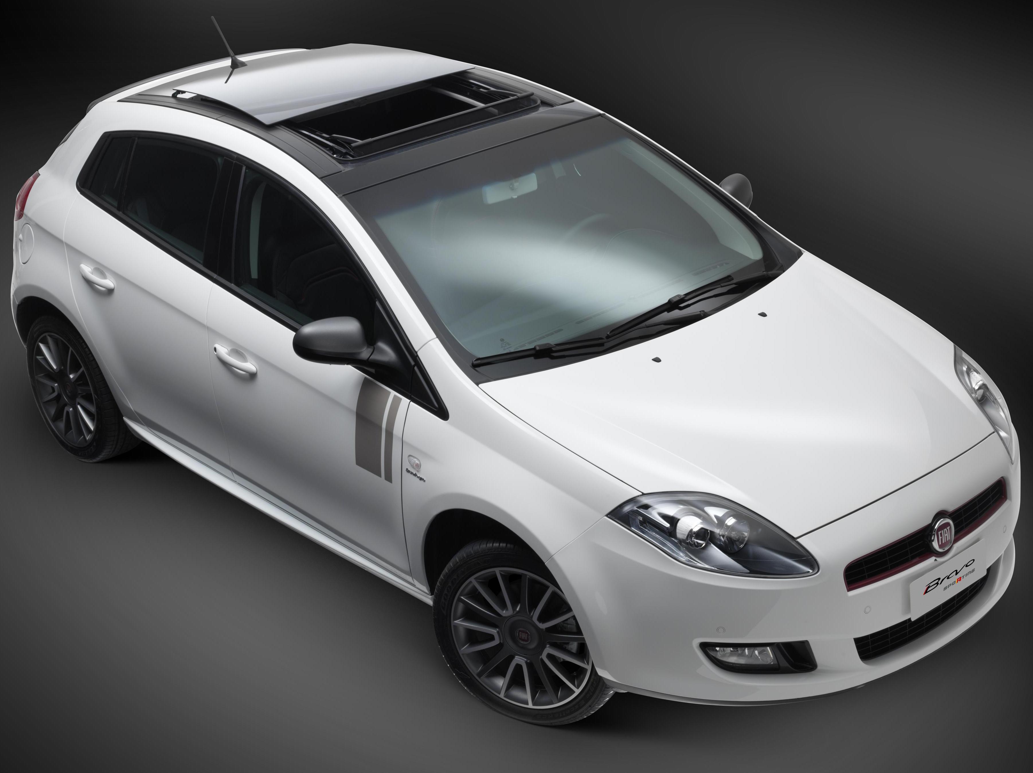 Fiat Bravo Ganha Versao Sporting Com Teto Solar De Serie All The Cars
