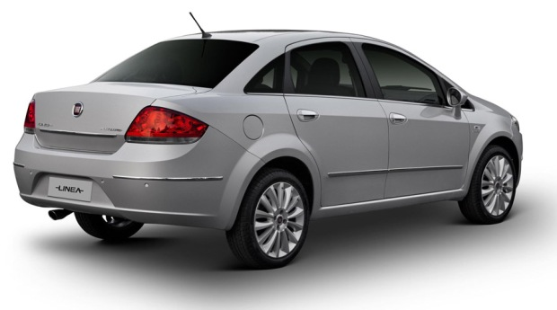 Fiat Linea Absolute 2013 - 02